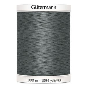 Gutermann Sew-all Thread 1000m, 100% Polyester, M292, Colour 701, GREY