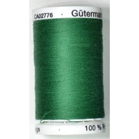 Gutermann Sew-all Thread 500m Colour 402, DARK EMERALD GREEN