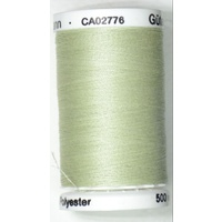 Gutermann Sew-all Thread 500m Colour 818, LIGHT FERN GREEN
