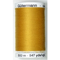 Gutermann Sew-all Thread 500m Colour 968, Gold