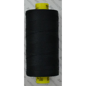 Gutermann MARA 35, Micro Core Technology Thread 400m Colour 000 BLACK