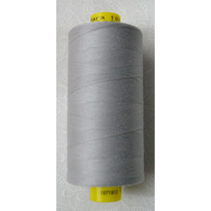 Gutermann MARA 100, #38 GREY, 1000m Micro Core Industrial Thread