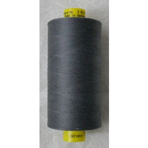 Gutermann MARA 100, #497 DARK GREY, 1000m Micro Core Industrial Thread