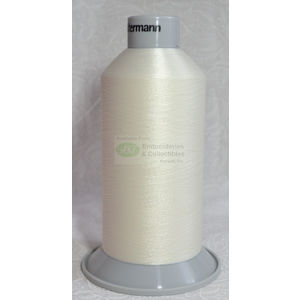 Gutermann Skala 200, WHITE, 10000 metre Kingspool, For Almost Invisible Seams