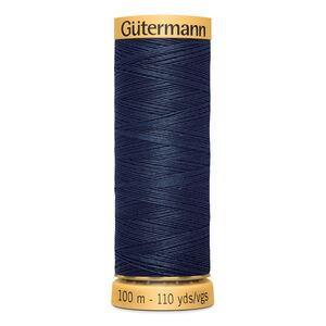 Gutermann 100% Cotton C NE 50, Colour 5422, Per 100m Spool