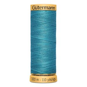Gutermann 100% Cotton Thread, Colour 7235, Per 100m Spool