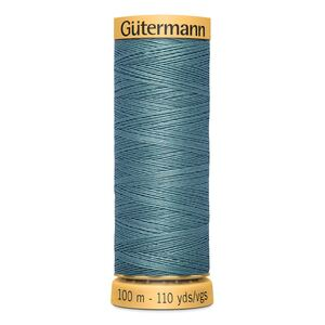 Gutermann 100% Cotton Thread, Colour 7325, Per 100m Spool