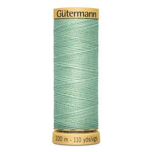 Gutermann 100% Cotton Thread, #8727, Per 100m Spool NS