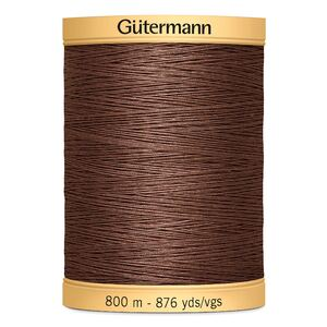 Gutermann Cotton Thread, 800m (876yds) #2724 Grape