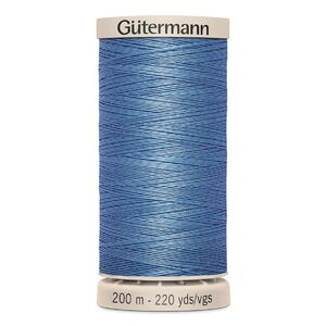 Gutermann Waxed Cotton Quilting Thread 200m Colour 5725