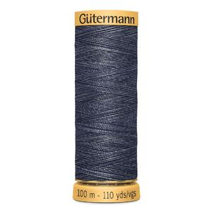GUTERMANN Jeans Thread 100m Colour 5154 Variegated DENIM To Match Jeans, 1 Spool