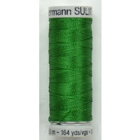 Gutermann SULKY Rayon 30, #1051 XMAS GREEN, 150m Machine Embroidery Thread