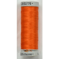Gutermann SULKY Rayon 30, #1078 ORANGE, 150m Machine Embroidery Thread