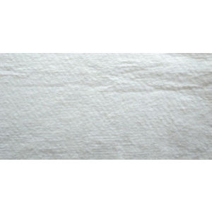 "Natural Bamboo and Cotton Batting 50/50 with Scrim, 254cm (100"") Wide, Per Metre"