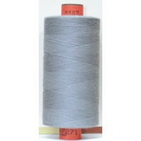 Rasant 120 Thread, 1000m, Colour 0107 GREY, Sewing & Quilting Thread