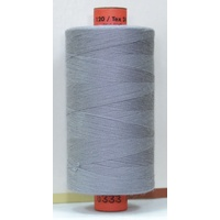 Rasant 120 Sewing & Quilting Thread, 1000m, Colour 0333 PEARL GREY