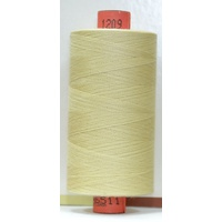Rasant 120 Sewing & Quilting Thread, Cotton Outer, Polyester Cored, 1000m, Colour 1209 FAWN