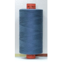 Rasant 120 Thread #1275 MED ANTIQUE BLUE 1000m Sewing & Quilting Thread