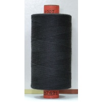 Rasant 120 Thread #1283 CHARCOAL BLACK 1000m Sewing & Quilting Thread