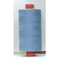 Rasant 120 Thread 1000m Colour 1342 LIGHT ANTIQUE BLUE Sewing & Quilting Thread