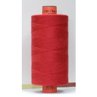 Rasant 120 Thread, 1000m, Colour 2070 RUBY RED, Sewing & Quilting Thread