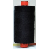 Rasant 120 Thread 1000m Colour 4000 BLACK (Old # 0020) Sewing & Quilting Thread