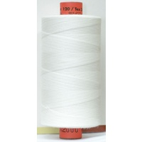 Rasant 120 Thread 1000m, Colour X2000 WHITE (Old 0010), Sewing & Quilting Thread