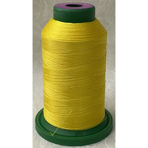 ISACORD 40, #0310 YELLOW, 1000m Machine Embroidery, Sewing Thread