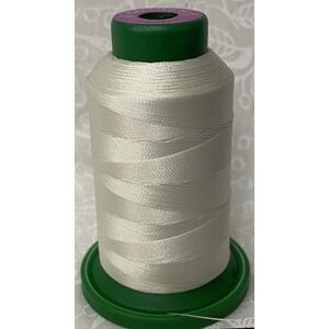 ISACORD 40, #0670 CREAM, 1000m Machine Embroidery, Sewing Thread