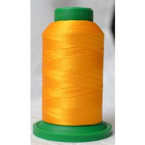ISACORD 40 Machine Embroidery Thread 1000m 100% Polyester Colour 0700 ORANGE