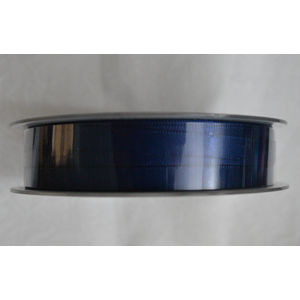 Uni-Ribbon Double Sided Satin Ribbon, 6mm, 48 DARK NAVY, Full 40 Metre Roll