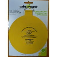 Safe N Sure 140mm Invisible Plate Hanger
