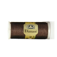 DMC Diamant Thread, 35m Hand Embroidery Thread, Colour D699 EMERALD