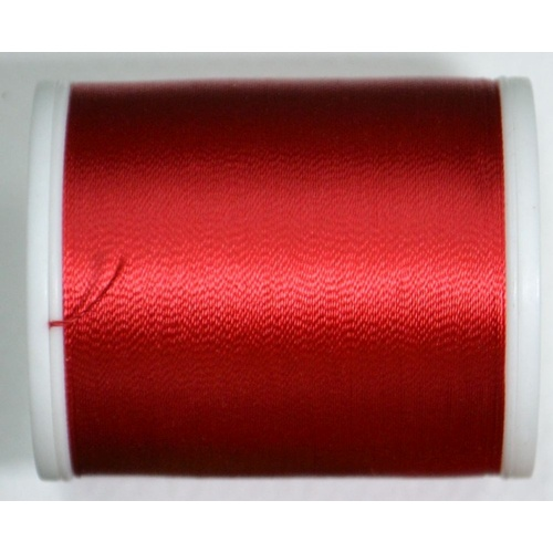 Madeira Rayon 40, #1147 XMAS RED, 1000m Machine Embroidery Thread