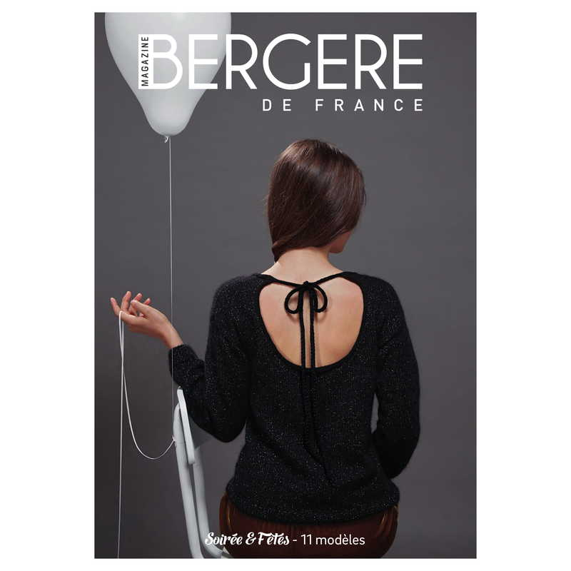 Bergere De France Magazine #09, Celebrations, Knitting Patterns (60474)