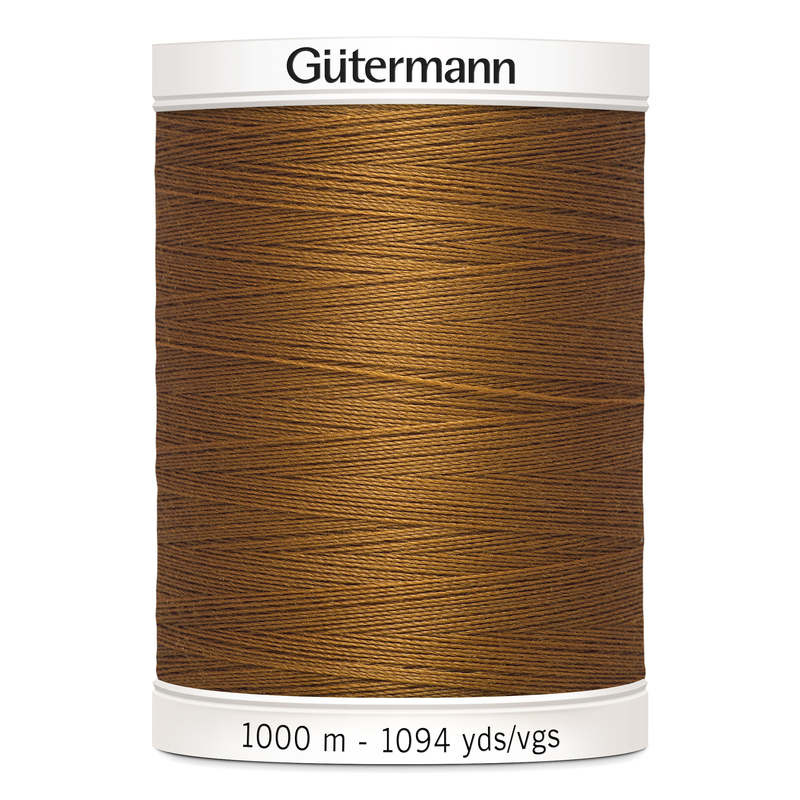 Gutermann Sew-all Thread #448 COPPER 1000m Sewing Thread