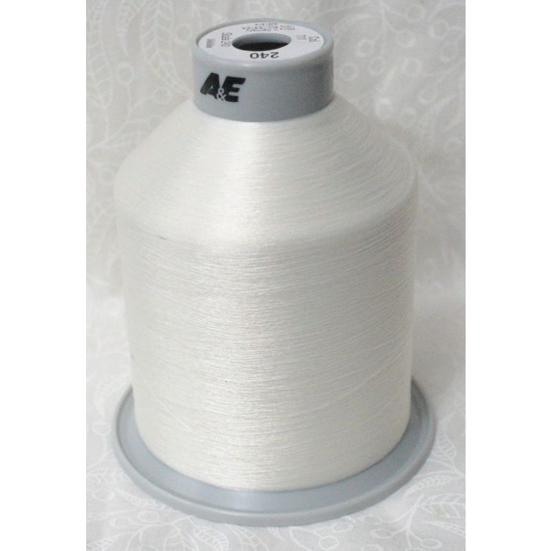 Gutermann Skala 240, NATURAL 111, 10000 metre Kingspool, Almost Invisible Seams