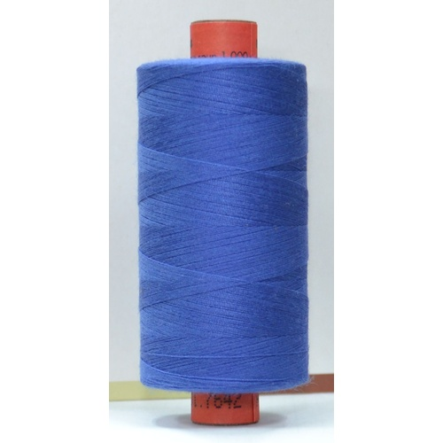 Rasant 120 Thread #7642 DARK LAVENDER BLUE 1000m Sewing & Quilting Thread