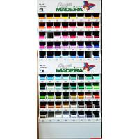 Madeira Rayon 40 Thread Colour Chart main image
